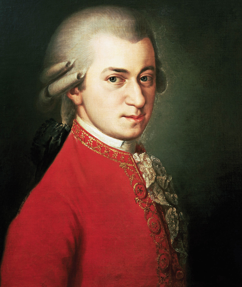 Mozart Biography Book For Kids